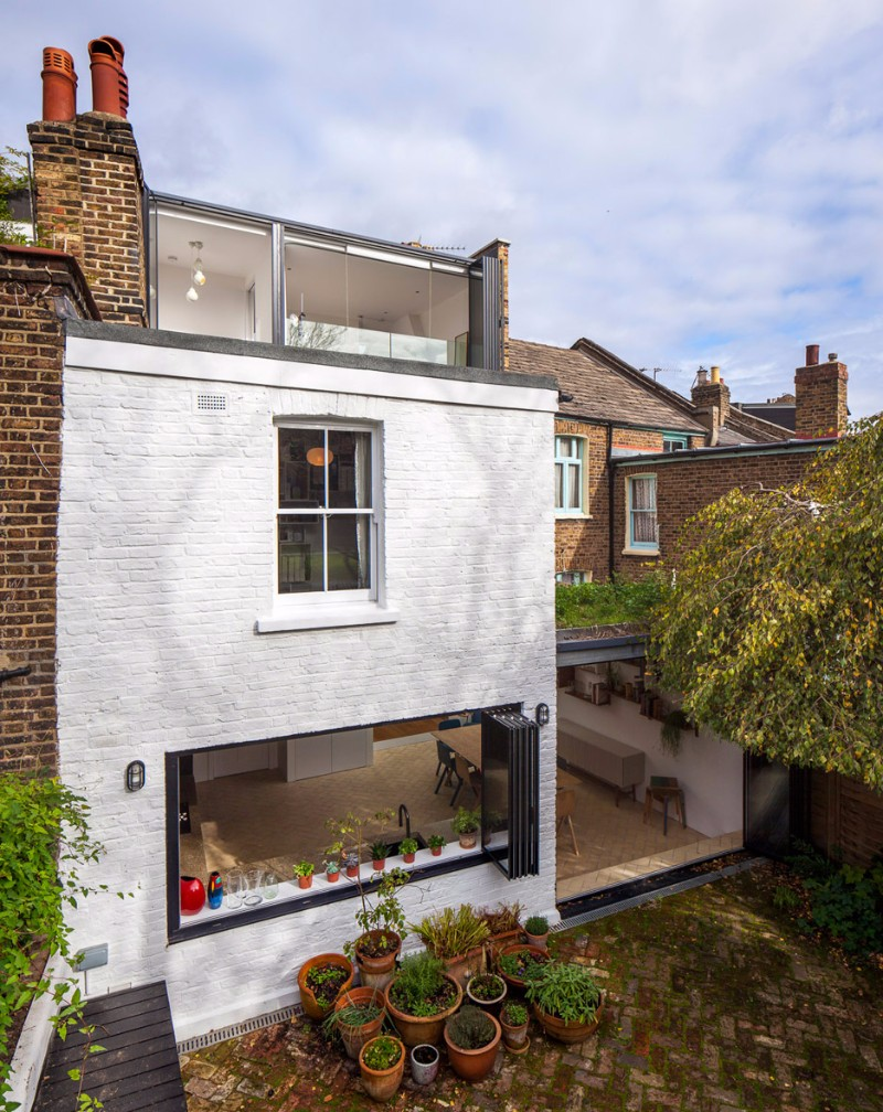 Home Tour Take a closer look at this terrace house in London  terrace house, british home, houses in london, house remodeling, studio 30, extension house, Victorian house, home design ideas, terrace house Home Tour: Take a closer look at this Terrace House in London Home Tour Take a closer look at this terrace house in London 2