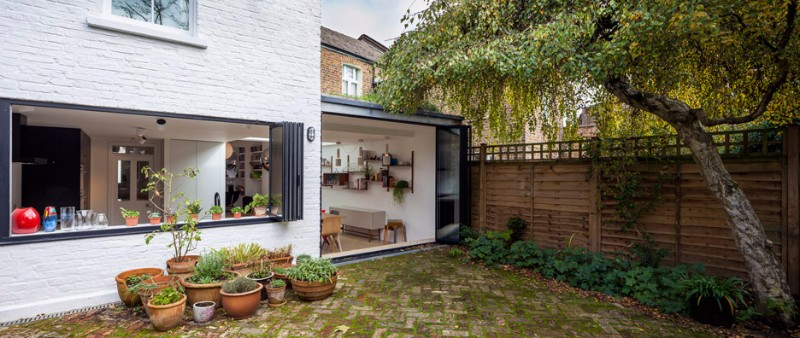 Home Tour Take a closer look at this terrace house in London terrace house, british home, houses in london, house remodeling, studio 30, extension house, Victorian house, home design ideas, terrace house Home Tour: Take a closer look at this Terrace House in London Home Tour Take a closer look at this terrace house in London 3