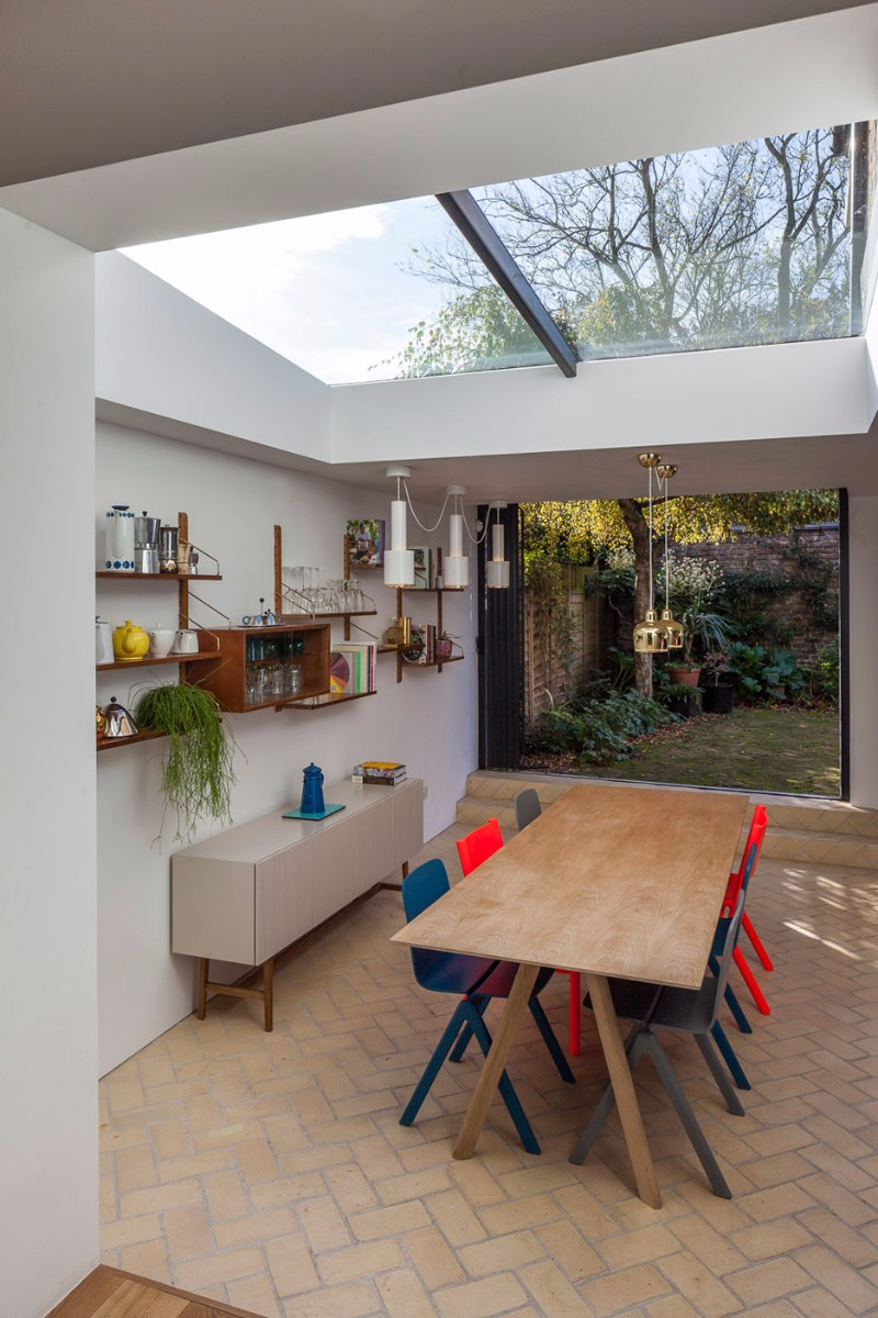Home Tour Take a closer look at this terrace house in Londonterrace house, british home, houses in london, house remodeling, studio 30, extension house, Victorian house, home design ideas, terrace house Home Tour: Take a closer look at this Terrace House in London Home Tour Take a closer look at this terrace house in London 5