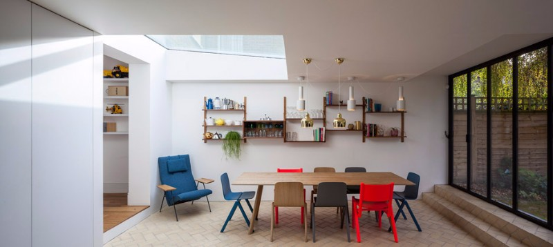 Home Tour Take a closer look at this terrace house in London  terrace house, british home, houses in london, house remodeling, studio 30, extension house, Victorian house, home design ideas, terrace house Home Tour: Take a closer look at this Terrace House in London Home Tour Take a closer look at this terrace house in London 6