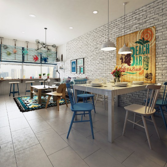 Discover the Colorful Side of this Scandinavian Design scandinavian design Discover the Colorful Side of this Scandinavian Design The Colorful Side of Scandinavian Design in a Modern Apartment 1