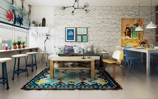 Discover the Colorful Side of this Scandinavian Design scandinavian design Discover the Colorful Side of this Scandinavian Design The Colorful Side of Scandinavian Design in a Modern Apartment 2