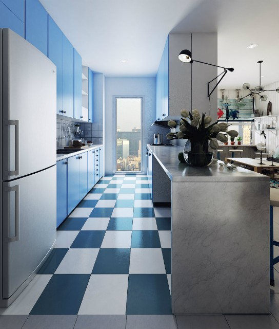 Discover the Colorful Side of this Scandinavian Design scandinavian design Discover the Colorful Side of this Scandinavian Design The Colorful Side of Scandinavian Design in a Modern Apartment 3