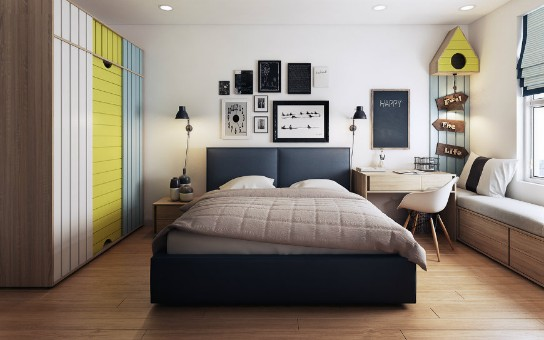 Discover the Colorful Side of this Scandinavian Design scandinavian design Discover the Colorful Side of this Scandinavian Design The Colorful Side of Scandinavian Design in a Modern Apartment 4