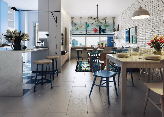 scandinavian design Discover the Colorful Side of this Scandinavian Design The Colorful Side of Scandinavian Design in a Modern Apartment