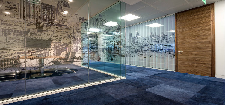 London offices New London Offices by align al