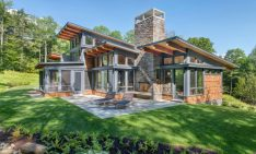 home design Contemporary Home Design with Wood Details modern house wood shingles 130617 1106 01 234x141