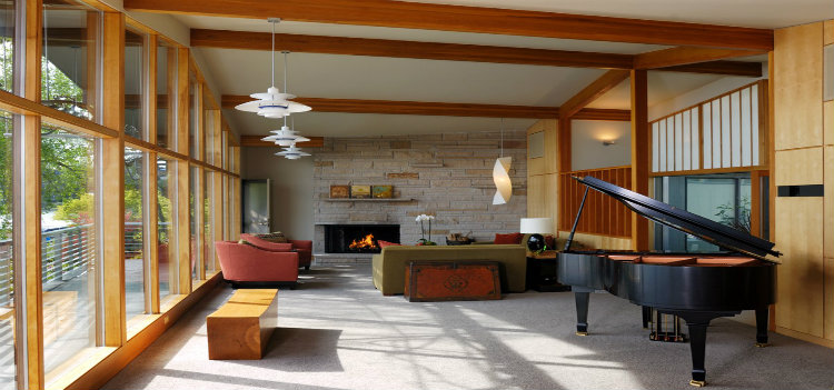 MID-CENTURY MID-CENTURY LIVING ROOMS OF 2017 123