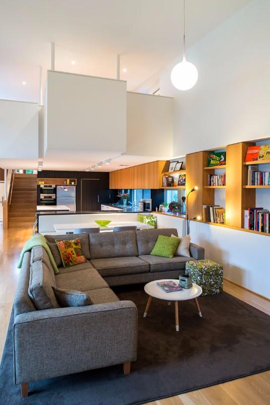 Contemporary Home Design in a Suburb of Perth
