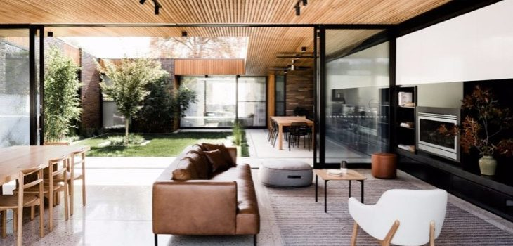modern home design Home Tour: This Time with a Modern Home Design in Australia Home Tour This Time with a Modern Home Design in Australia 6 730x350