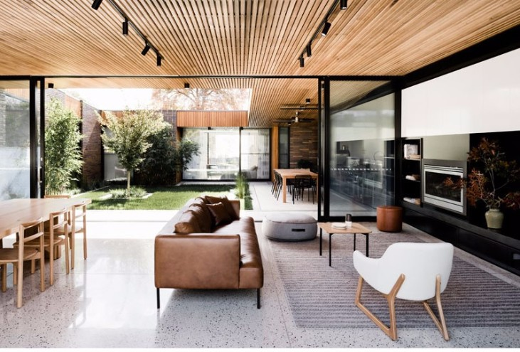modern home design Home Tour: This Time with a Modern Home Design in Australia Home Tour This Time with a Modern Home Design in Australia 6