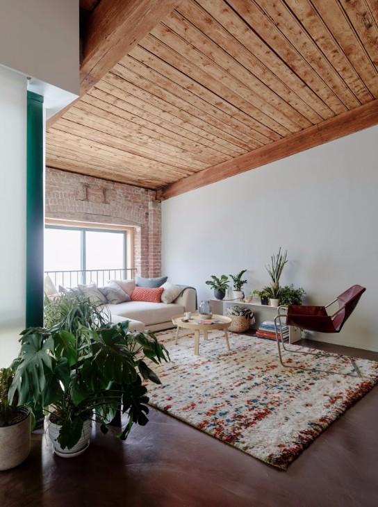 Industrial Style: Dazzling Brooklyn Industrial Loft Brooklyn Industrial Loft Industrial Style: Dazzling Brooklyn Industrial Loft Industrial Style Dazzling Brooklyn Industrial Loft 8