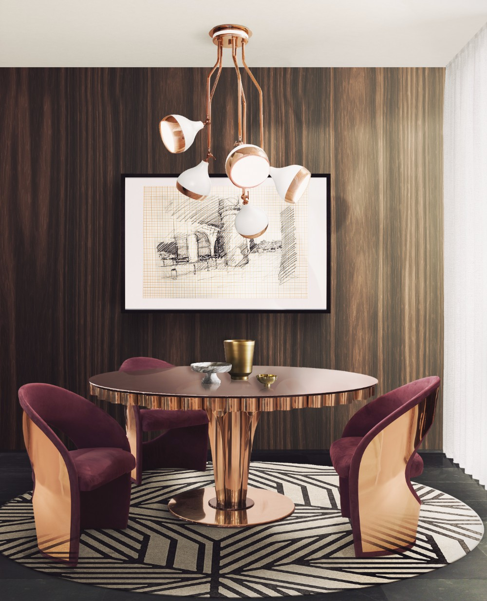The Ultimate Dining Room Decor Solutions for Your Fall Decor!