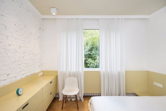 You Need To See This Mid-Century Modern Apartment in Sofia