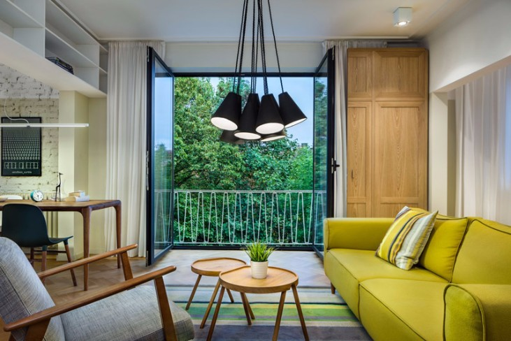 Mid-Century Modern Apartment You Need To See This Mid-Century Modern Apartment in Sofia You Need To See This Mid Century Modern Apartment in Sofia 3