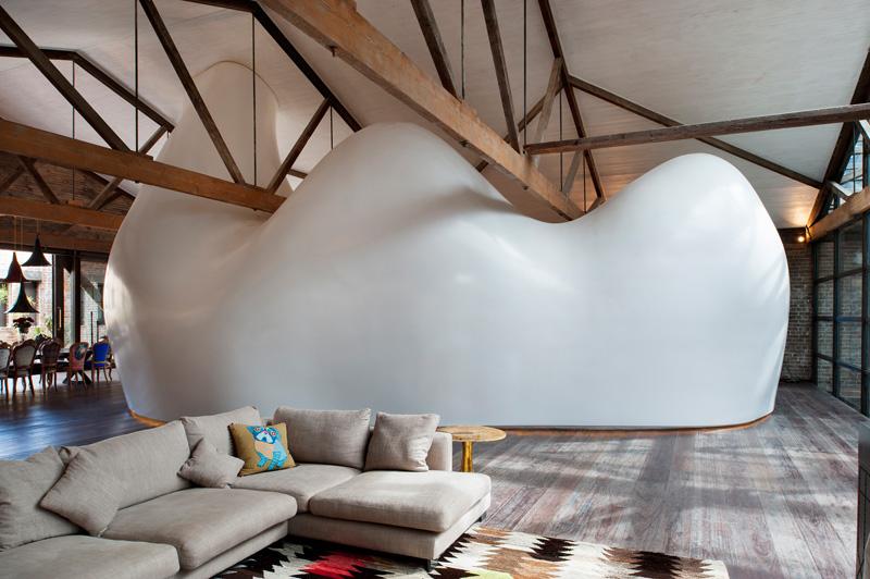 Australian Man Cave Furniture : Australian firm transforms warehouse into an inspiring man cave design