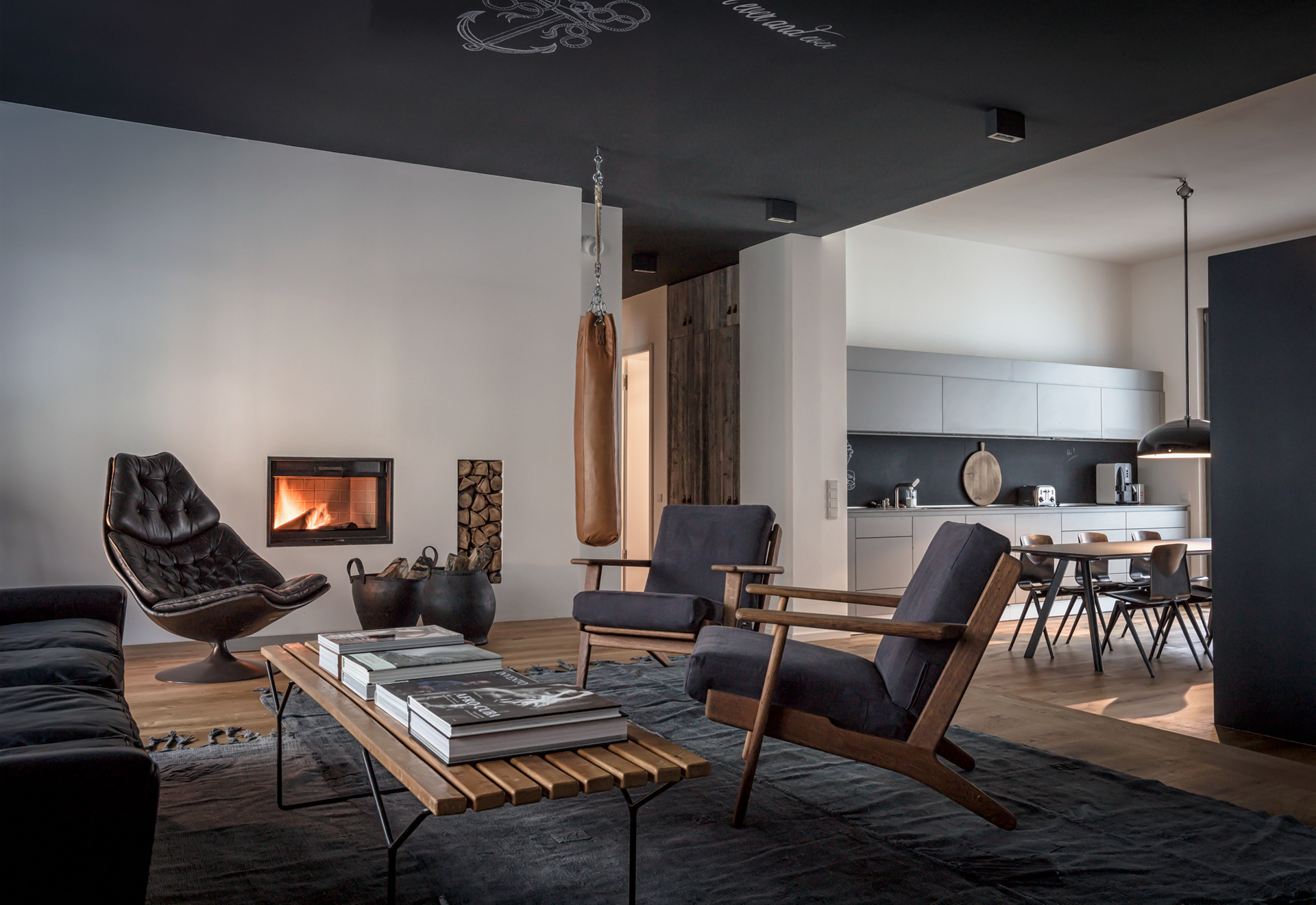 Get The Inspiration Coming With This Interior Design in Berlin