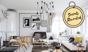 The Scandinavian Design Secret to Make Your Home Feel Bigger!