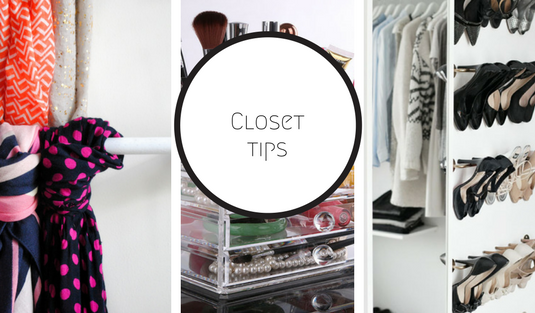 closet Get Inspired by These 5 Tips For Your Closet! Tip