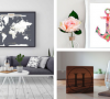 5 Top Home Decor Items For Your Home On Etsy!