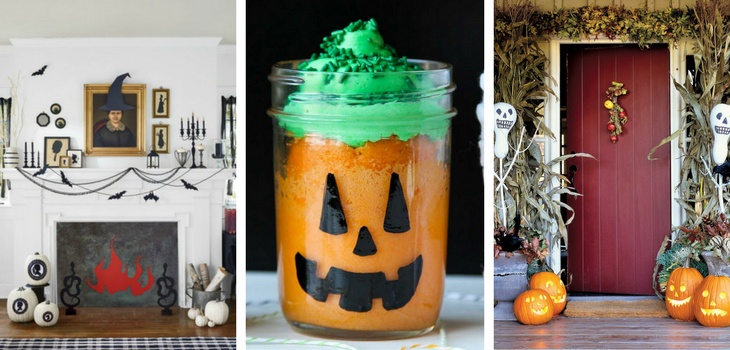 Halloween Decoration Ideas for a Spooktacular Party feat
