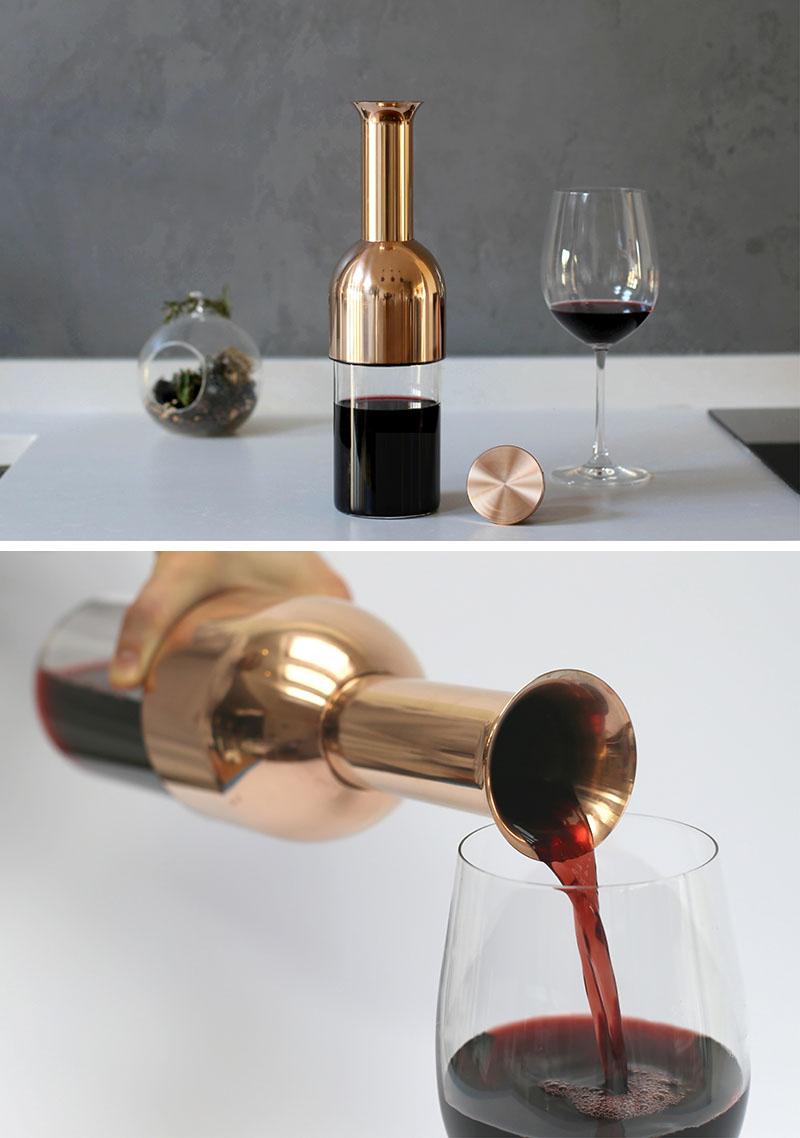 Interior Design Trend to Decant Wine! 2 interior design trend Interior Design Trend to Decant Wine! Interior Design Trend to Decant Wine 2