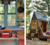 Tiny A Frame Cabin With Inspiring Design! tiny a frame cabin Tiny A Frame Cabin With Inspiring Design! Tiny A Frame Cabin With Inspiring Design 100x90