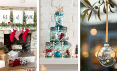 5 Homemade Christmas Decorations To Make Your Home Brighter!