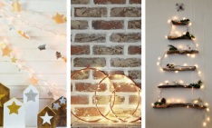 7 Ways To Decorate Your Home With Christmas Lights!