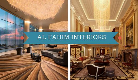 Al Fahim Interiors- Bringing Luxury Into the World Home Decor