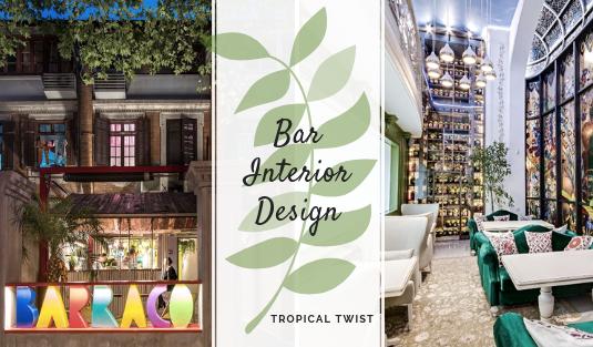 bar interior design Incredible Bar Interior Design with Tropical Inspirations! Incredible Bar Interior Design with Tropical Inspirations 5