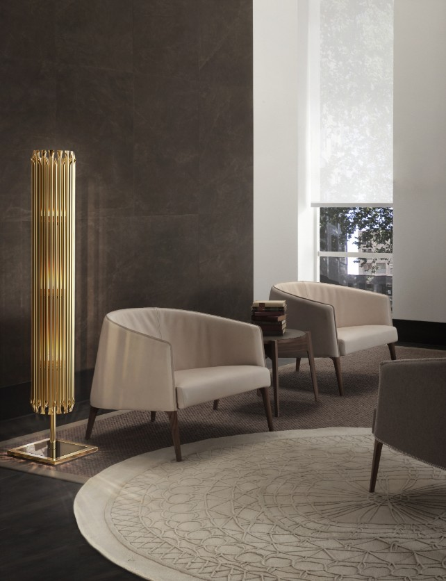 Modern Lighting Ideas A Fitted Modern Floor Lamp For You! 2