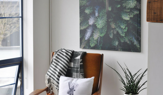 Find Out Why Large Wall Art is the New Trend On the Block