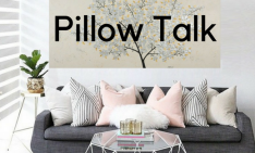 How To Style Your Living Room Decor With Pillows!