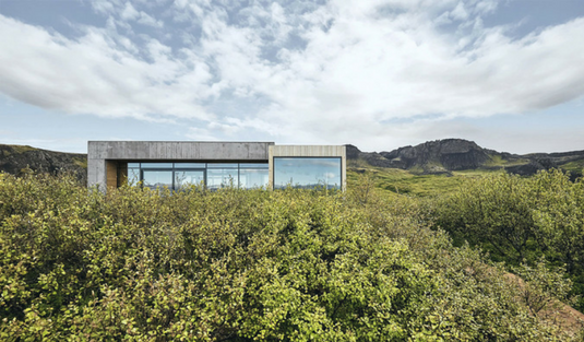 The Answer to Your Concrete Problems With This Home In Iceland!