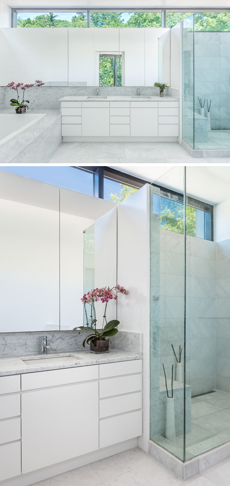 The Bridge House A Contemporary Home Design Concealed With Nature 3