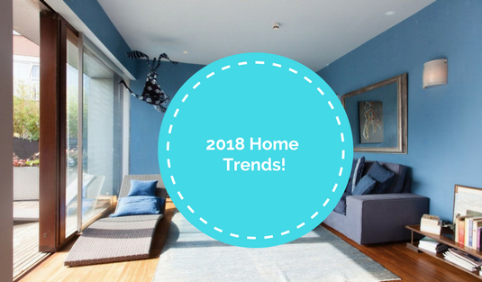 2018 Decor Trends You Need To Have Right Now!