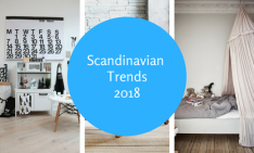 8 Scandinavian Design Ideas To a Better 2018!