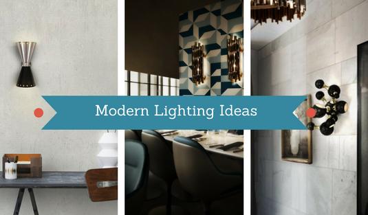 Modern Lighting Ideas: Modern Wall Lighting Designs For Every Home!