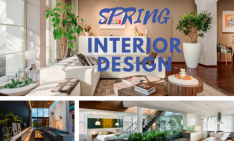 5 ideas for your Spring Interior Design