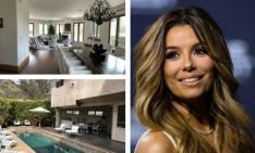 Now You Can Have Eva Longoria's Contemporary Mediterranean Mansion!