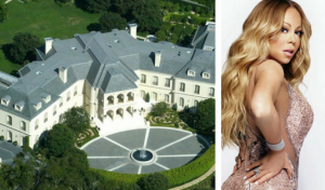 Take a look at Mariah's Carey Luxury Interior Decor!