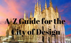city of design The A-Z Guide For a Good Stay in the City of Design! The A Z Guide For a Good Stay in the City of Design 16 234x141
