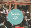 The summer party of your life Trendiest Outdoor Decor Ideas