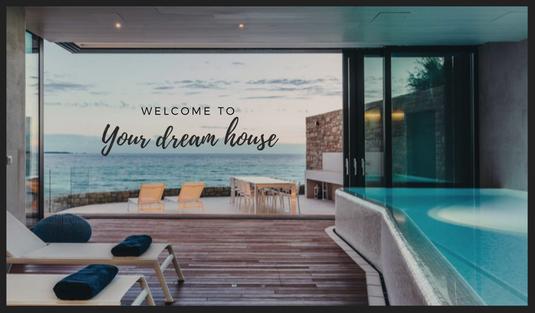 dream house A Tour Inside Your Dream House capa 1