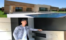 luxury HOUSE TOUR: Meet Cristiano Ronaldo Luxury House cr 234x141