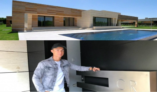 luxury HOUSE TOUR: Meet Cristiano Ronaldo Luxury House cr
