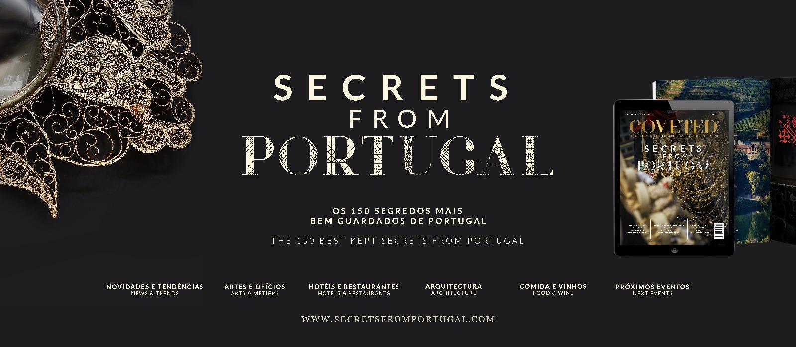 secrets from portugal Secrets From Portugal: For Adventure Lovers Banner Secrets