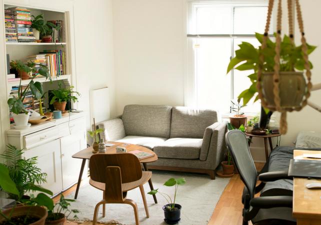 Best Ways for a natural interior design (1)