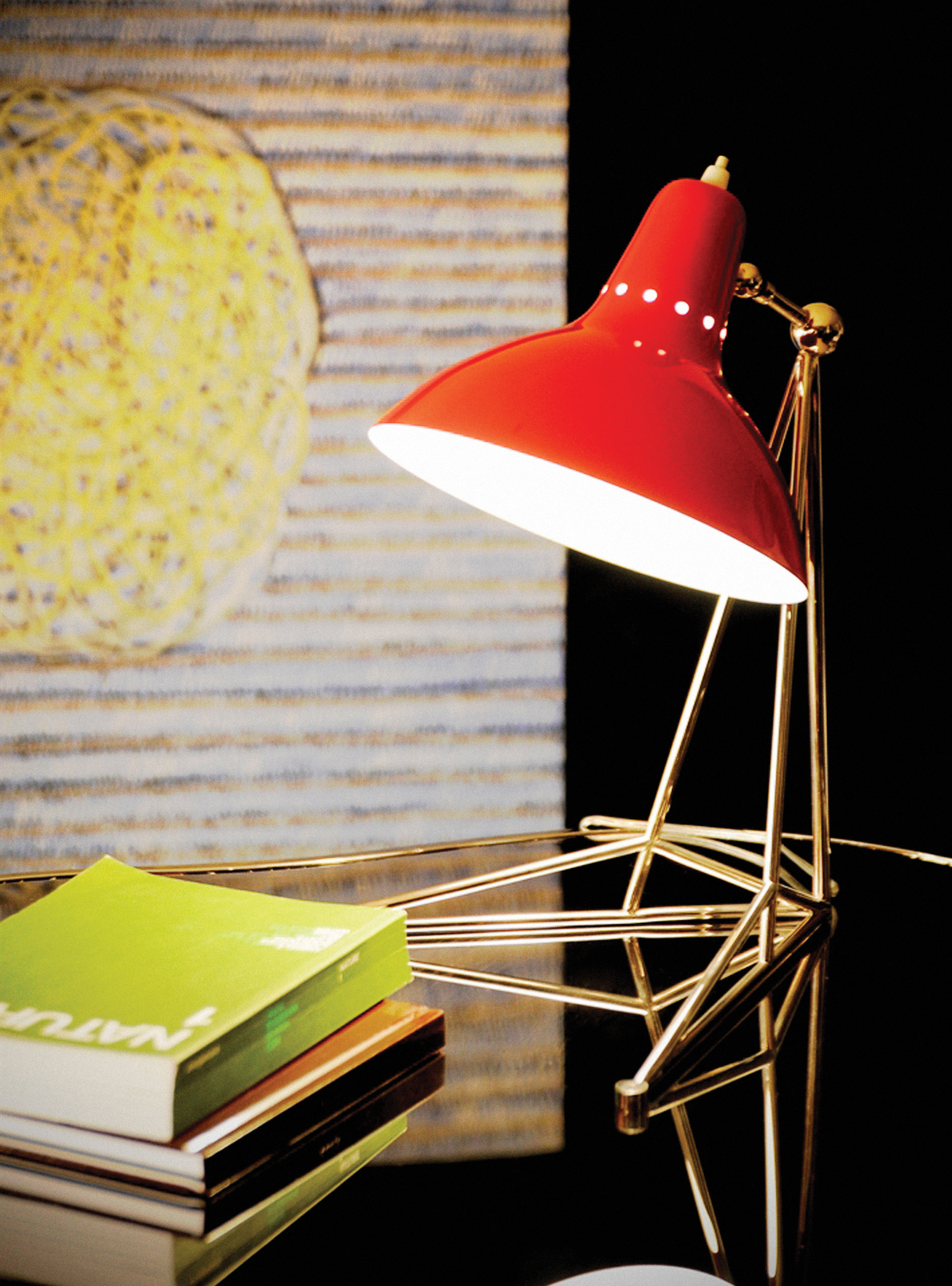 Endless Love For These Diana Ross Inspired Lighting Designs 6